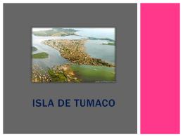 ISLA DE TUMACO - turismosocial