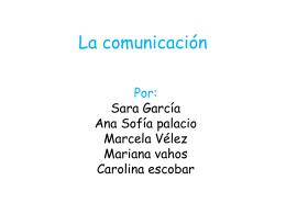 La comunicación - inteligencia intrapesonal