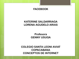 Facebook - Webnode