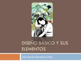 DISEÑO BÁSICO y sus elementos