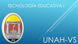 Tecnología Educativa I