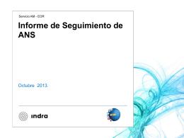 Informe de Seguimiento Centroamérica