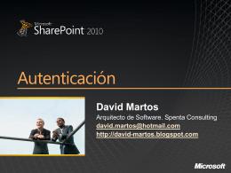 04 SharePoint_2010_Autenticacion