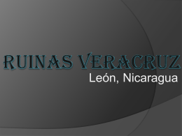 Ruinas Veracruz
