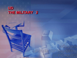 the military 2 - WordPress.com