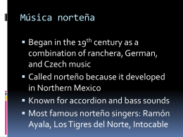 mexican music part 2