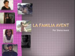 Mi Familia - yasminjaffe