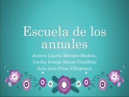 Escuela de los annales Ev. 2 (556065)