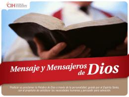 Seminario: Como predicar un sermon
