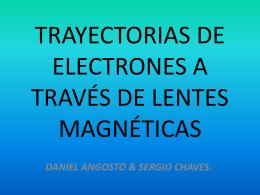 lentes magnéticas. - Computacion1