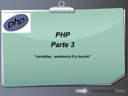 PHP parte 3