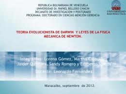 Diapositiva 1 - Doctores en Ciencia y Tecnología URBE