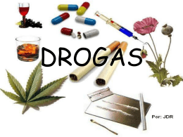 Power Point Drogas.