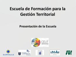 Diapositiva 1 - Escuela de Líderes de Ciudad