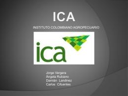 ICA - cdad