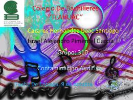 Colegio De Bachilleres *TLAHUAC*