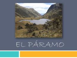 El Páramo - CorpoUmanowiki