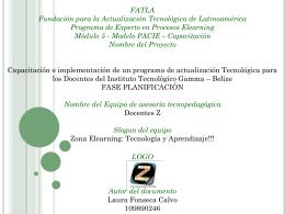 proyectodecapacitacindocente-fatla - MPC072011-G