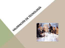 Negociación como proceso - Comercializacion de la Tecnologia
