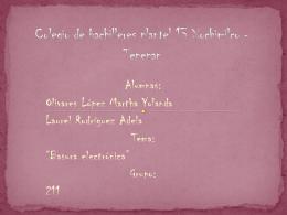 Colegio de bachilleres plantel 13 Xochimilco - Tepepan - tic2