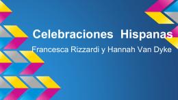Celebraciones Hispanas - Portfolio