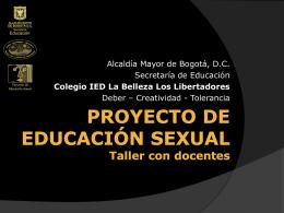 Colegio IED La Belleza Los Libertadores