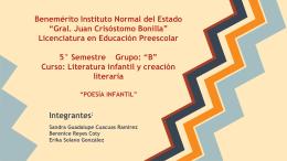 File - Literatura infnatil y Creación literaria