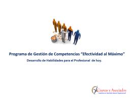 Presentacion Efectividad al Maximo (245587)