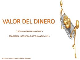 VALOR DINERO (128683)