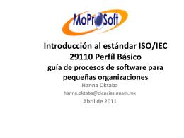 MoProSoft - redisybd