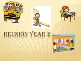 REUNIÓN YEAR 2