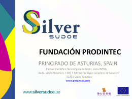 fundación prodintec