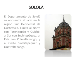 sitio turisticos de sololà.