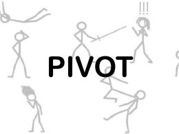PIVOT - creaciondpaginasweb