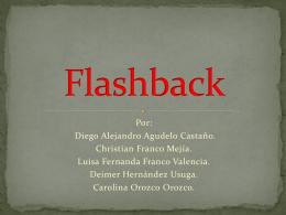 Flashback..