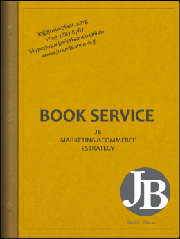 Book Service JB MK - Commerce (2064226)