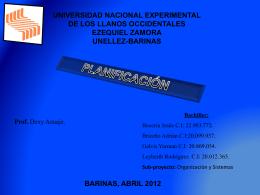 Presentación de PowerPoint - Orgysistemas2012-1