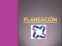 La planeación puede ser - administraciongeneral62