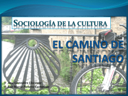EL CAMINO DE SANTIAGO power point
