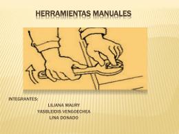 presentacion herramientas manuales