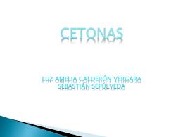 cetonas 2