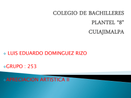 colegio de bachilleres plantel *8* cuiajimalpa