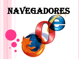 NAVEGADORES - WordPress.com