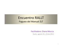 Encuentro RALLT presentacion definitiva Diana