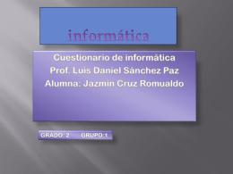 informática - info4bimestreuno