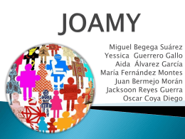 JOAMY - WordPress.com