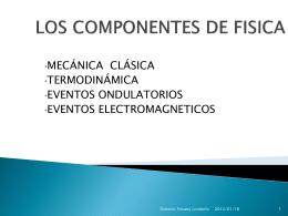 RESUMEN DE MECANICA CLASICA