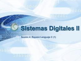 Circuitos Digitales III