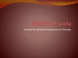 Madrid, España - senoritagaspers