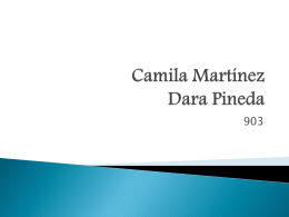 Camila Martínez Dara Pineda